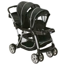 Graco Ready2Grow Gotham Black Click-Connect LX Stroller