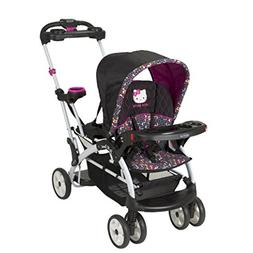 Baby Trend Hello Kitty Sit N Stand Ultra Stroller, Pinwheel