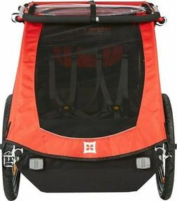 Burley Design Honey Bee Bike Trailer, Red