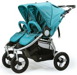 Bumbleride Indie Twin All Terrain Twin Baby Double Stroller
