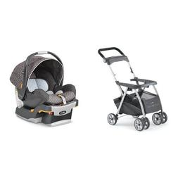Chicco Keyfit Infant Car Seat and Base with Car Seat with Ca