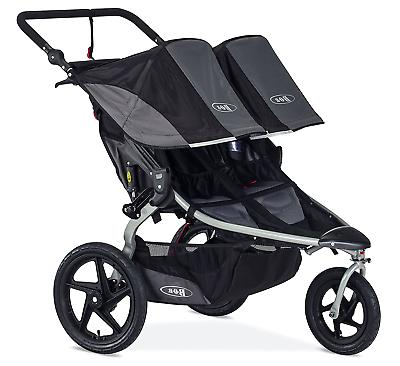BOB Revolution Duallie Stroller, Black