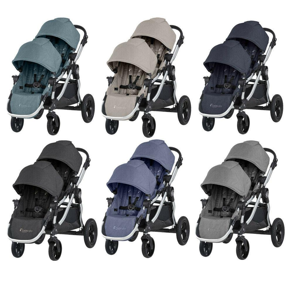 2019 city select double stroller