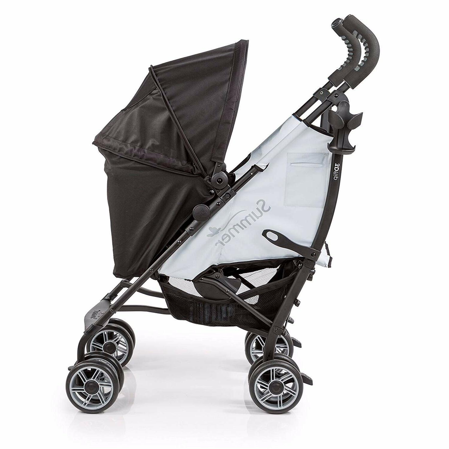 3dflip convenience stroller double take