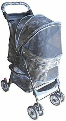6701 camouflage bright pet stroller camouflage