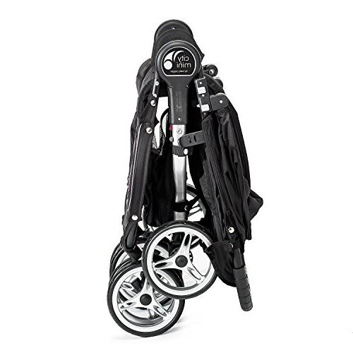 Baby Jogger 2016 Mini Stroller - Black/Gray