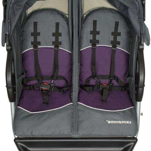 Baby Expedition Double Jogger,