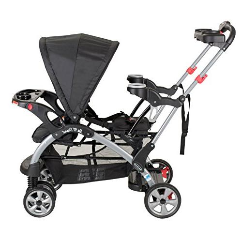 Baby Trend Stand Ultra Stroller,