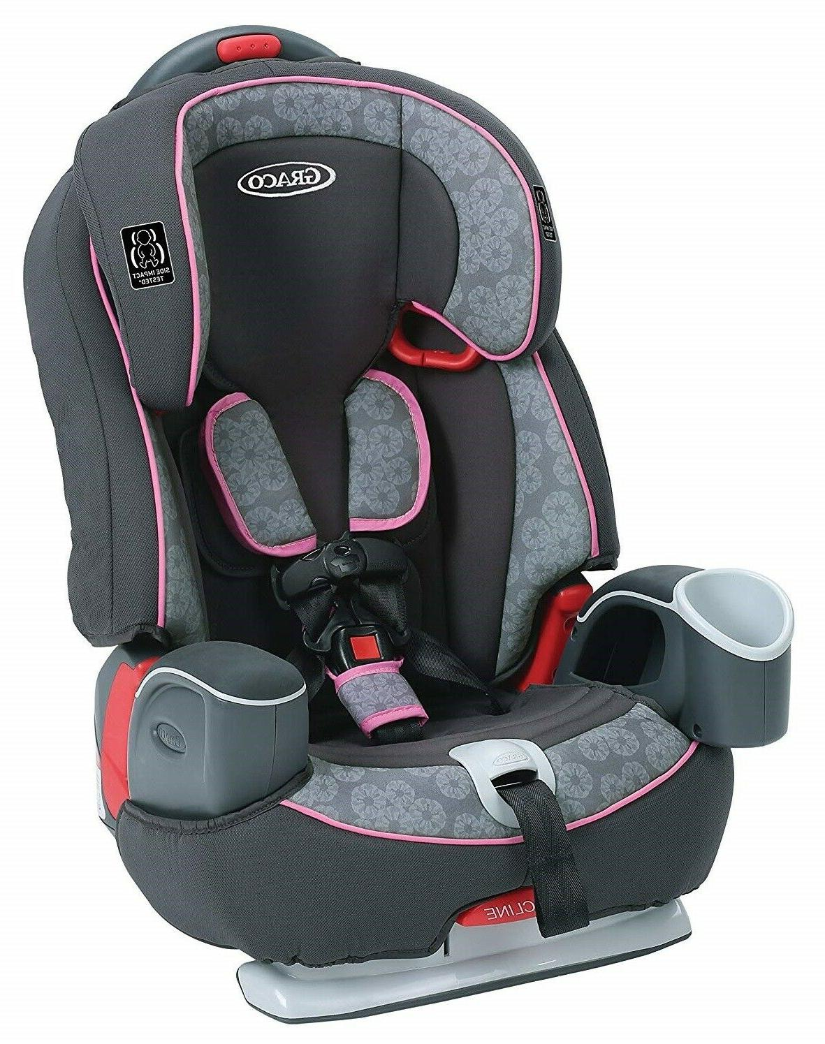 Graco Nautilus 65 3-in-1 Harness Booster Car Seat, Sylvia