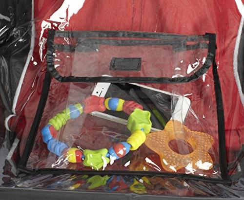 Jeep Cover, Tandem Stroller Cover, Double Stroller Weather Shield, Size,