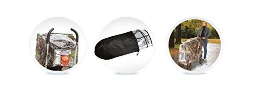 Jeep Cover, Double Stroller Shield, Size,