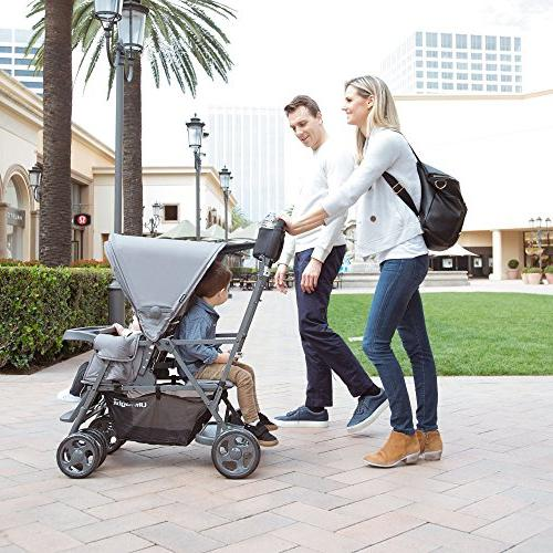 Joovy Ultralight Graphite Stroller,