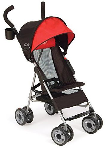 Kolcraft Cloud Lightweight Umbrella Stroller with Large Sun