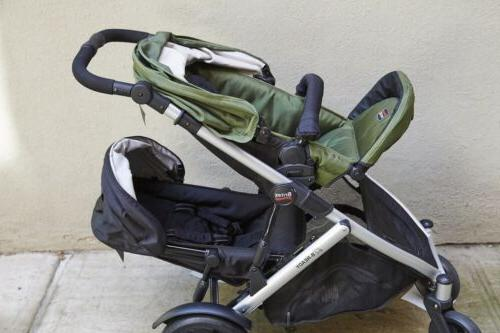Britax B-Ready Double Not
