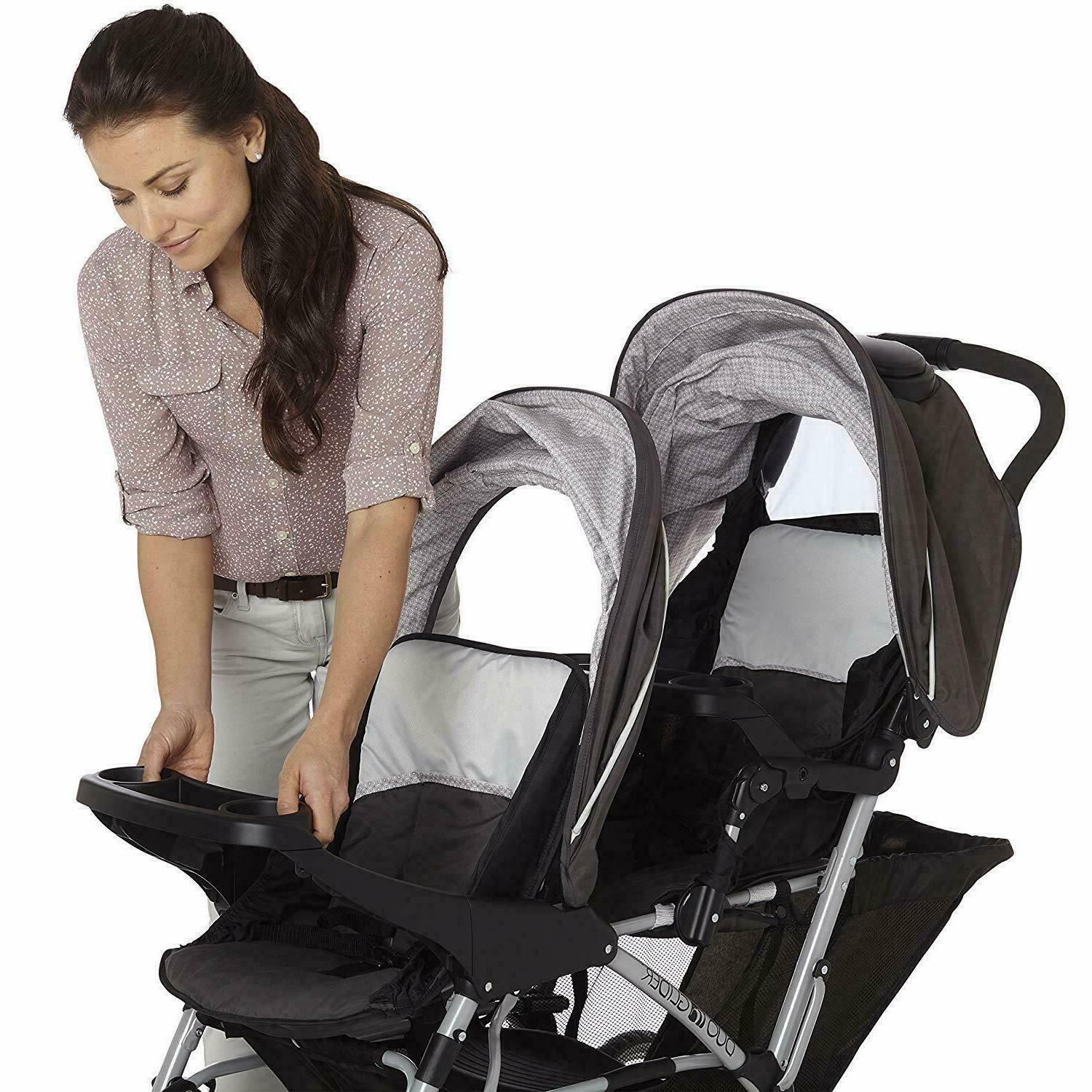 GRACO BABY DOUBLE FOLDABLE BUGGY