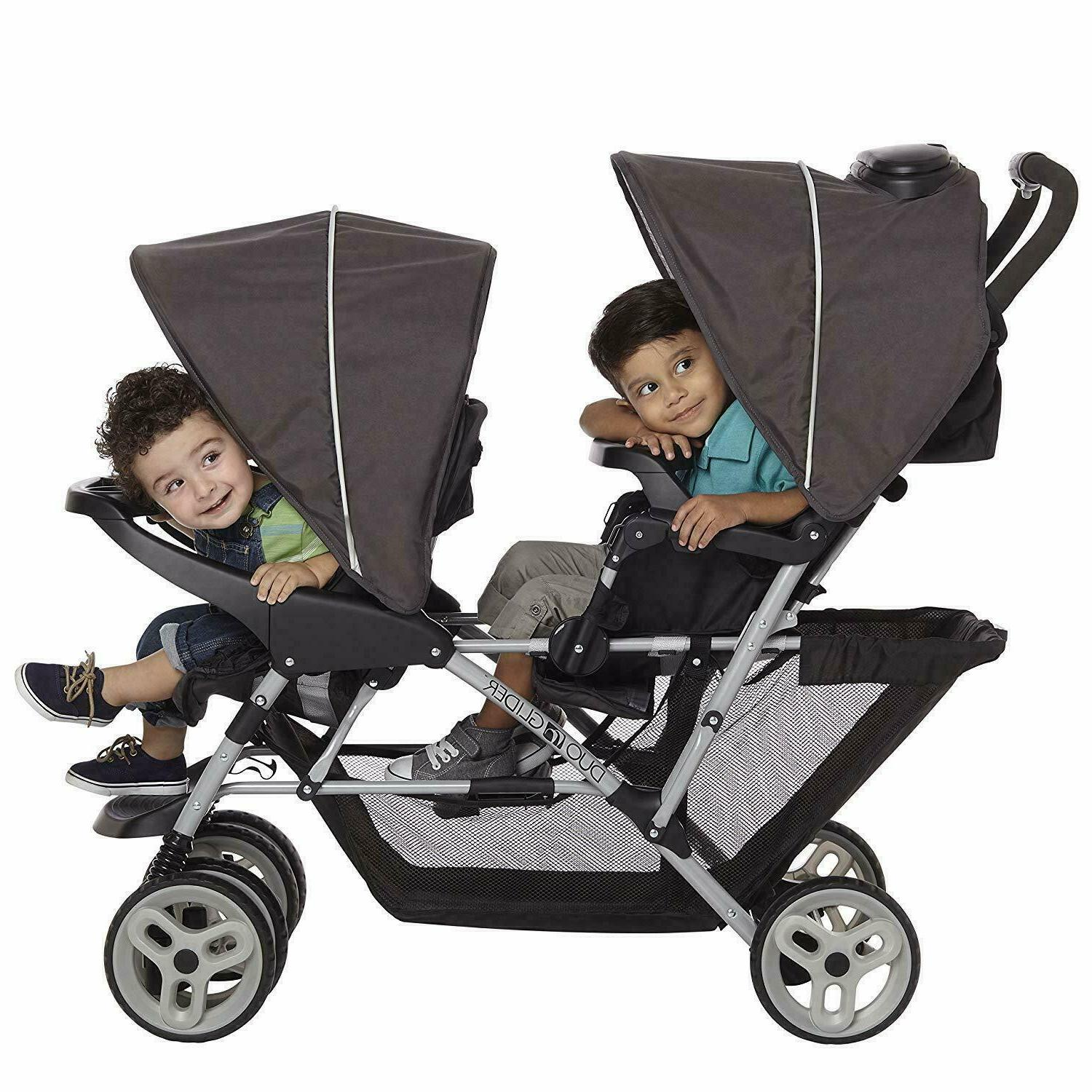 GRACO BABY DOUBLE FOLDABLE WITH