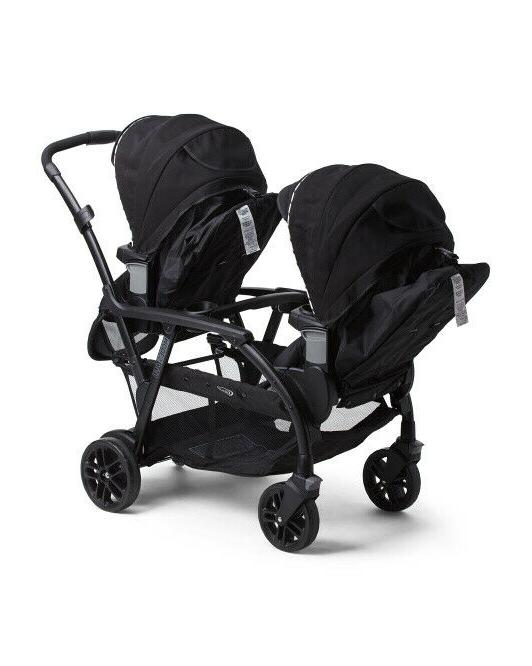 GRACO Modes Duo Stroller riding options - ONE FOLD!