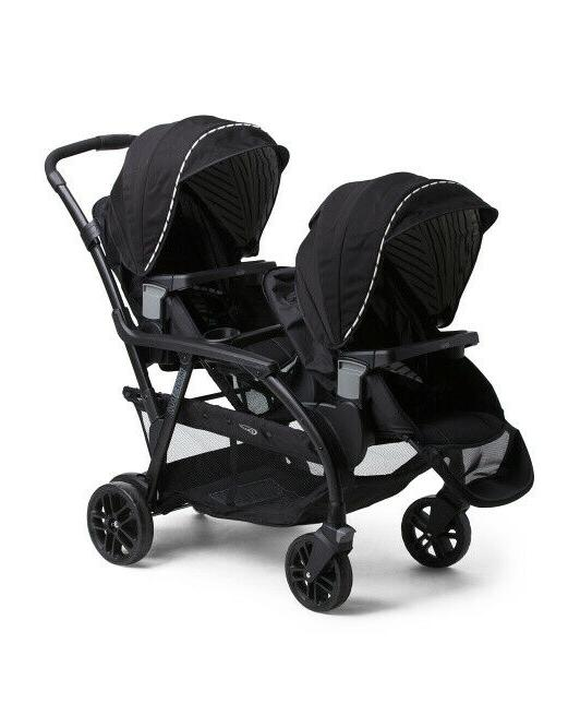 baby modes duo stroller 27 riding options
