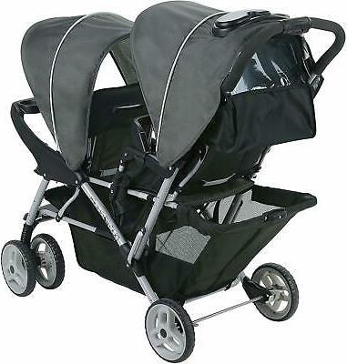 Baby Stroller Infant Seating Black
