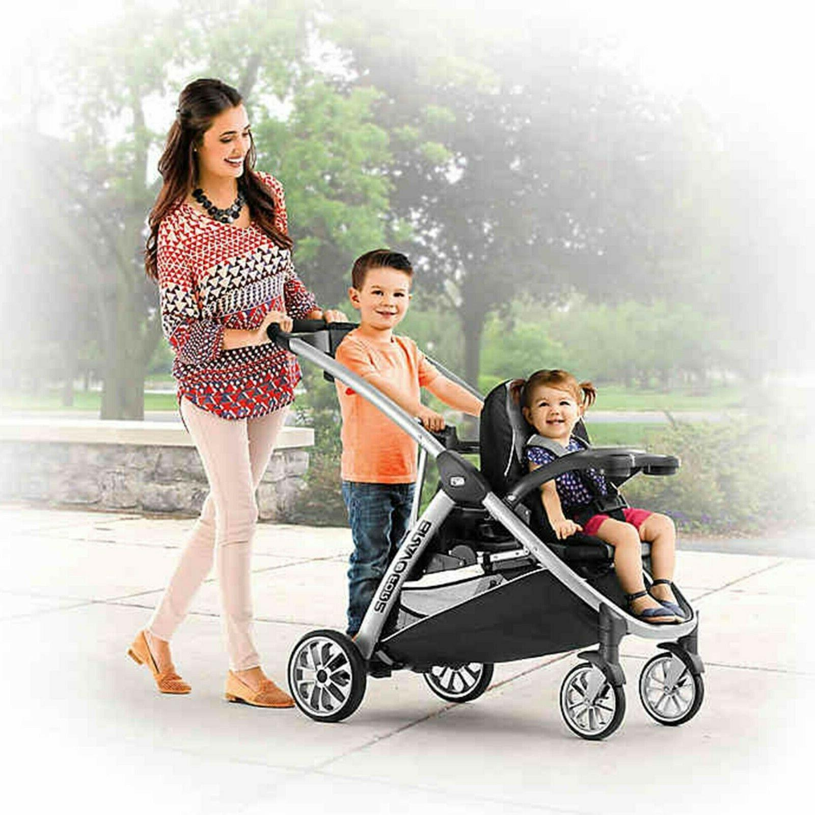 Chicco For2 Stroller Infant and Stand