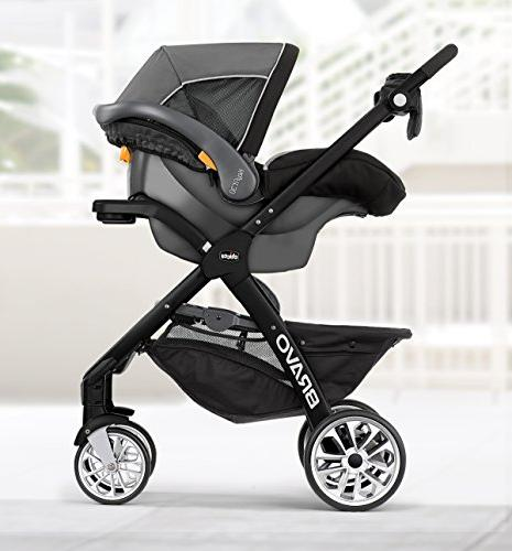 Chicco LE Travel System, Latte