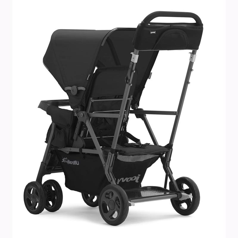 Joovy Caboose Too Graphite Stand Tandem, Double