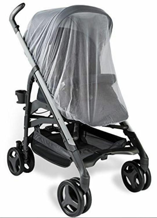 chicco tre jogging baby stroller mosquito insect