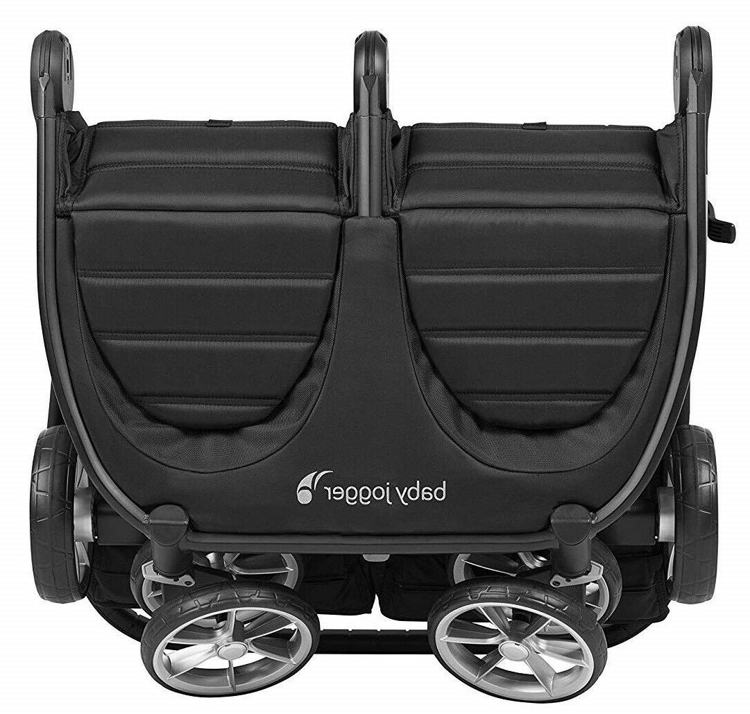 Baby City 2 Twin Stroller NEW