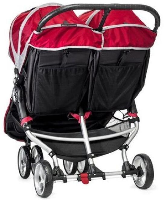 Baby Jogger Double Twin / Gray