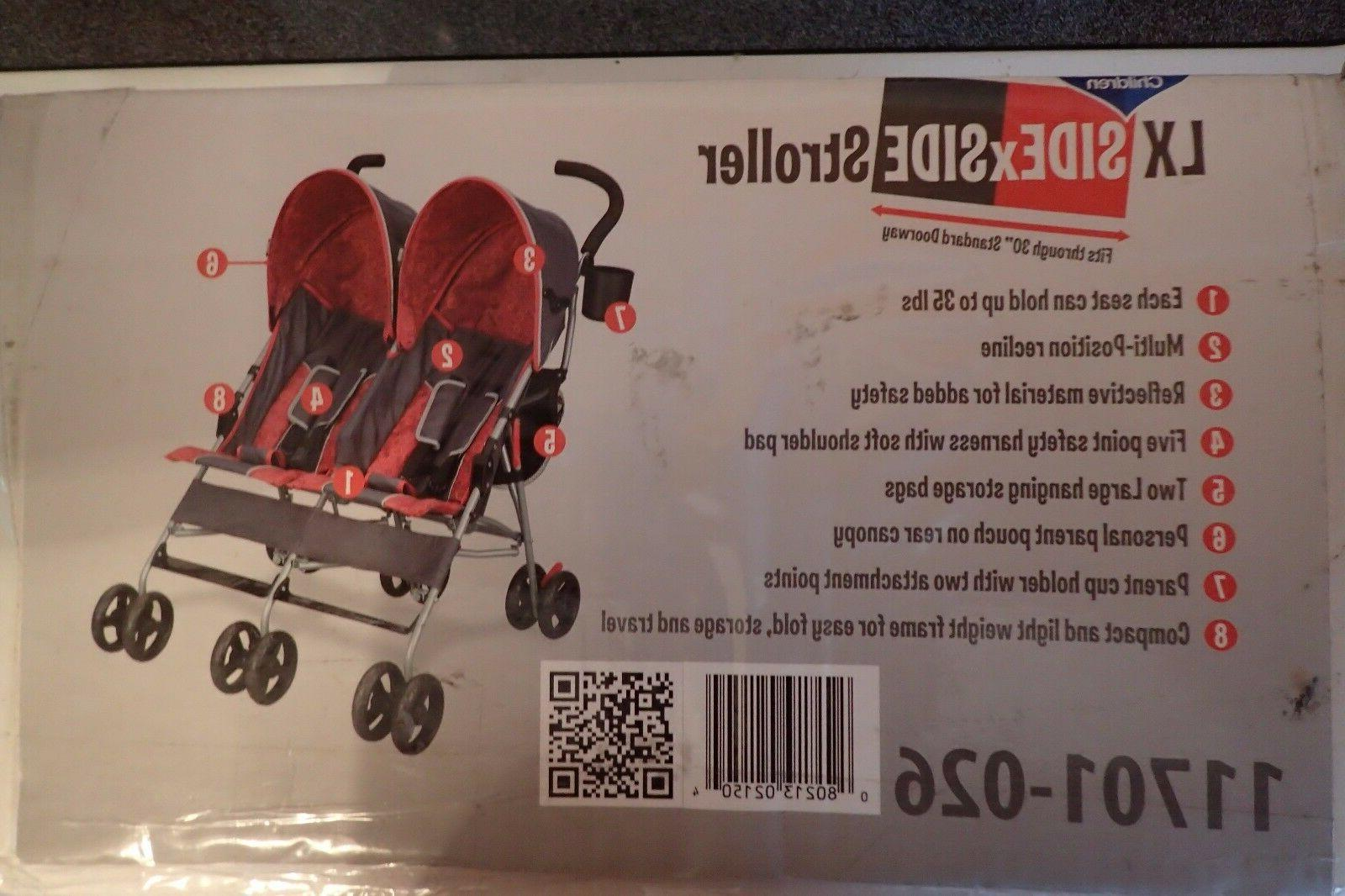 City by Side Stroller,