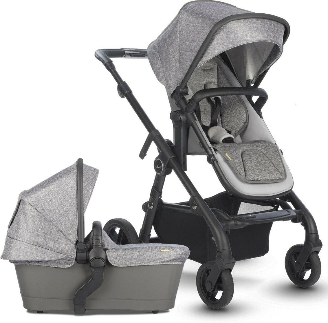 coast single to double pram system stroller