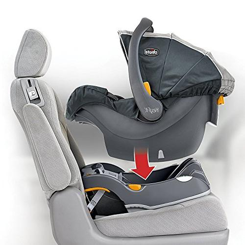 Chicco System + KeyFit Infant Car