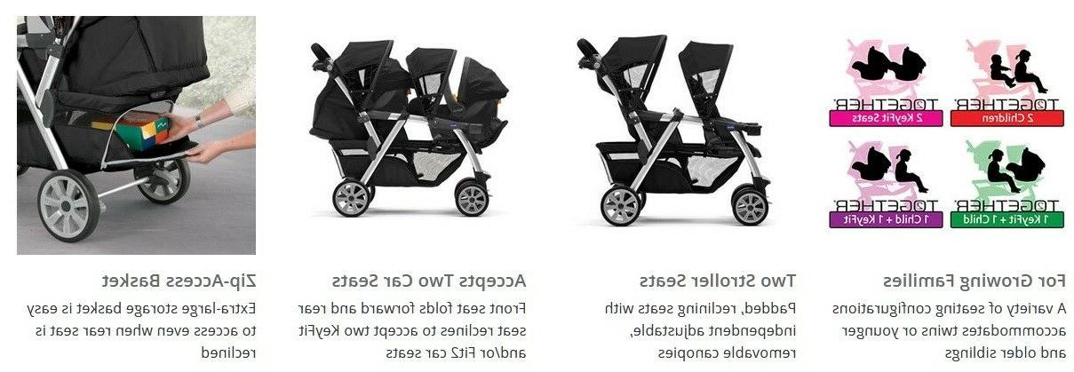 Chicco Cortina Together Baby NEW