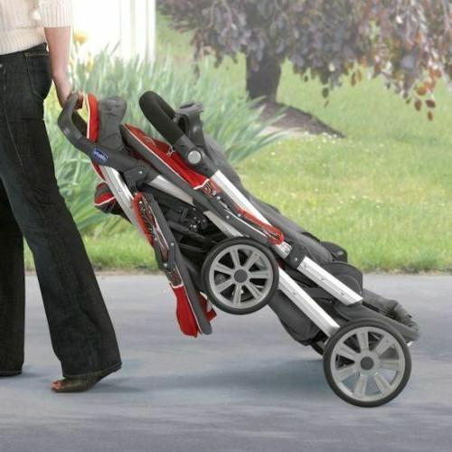 Chicco Twin Baby Stroller Minerale