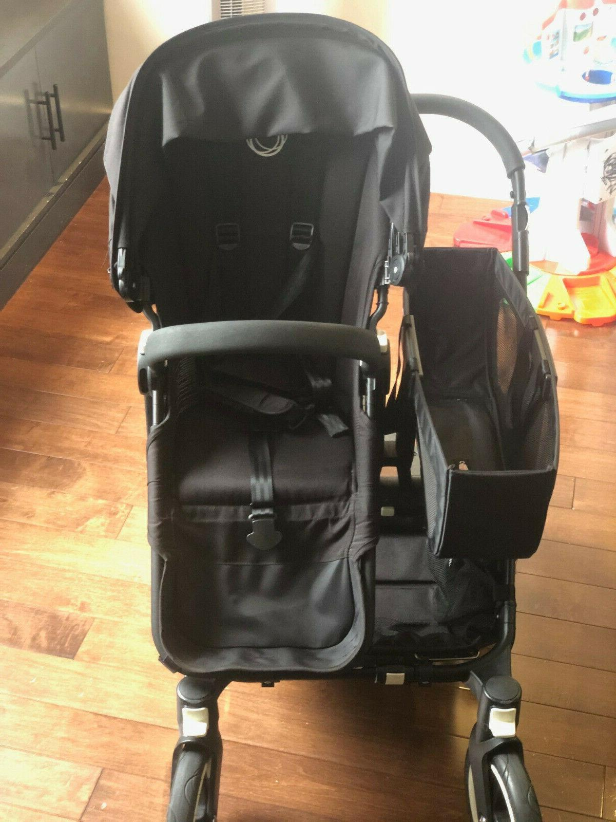 Bugaboo Donkey Duo Stroller with