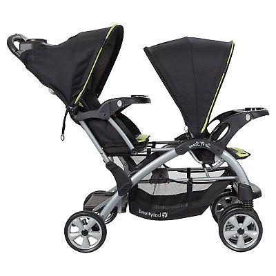Baby Trend N' Stand Toddler Baby Stroller