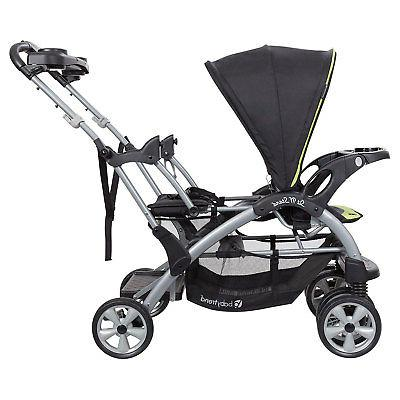 Baby Trend Double Baby Stroller System, Optic Green