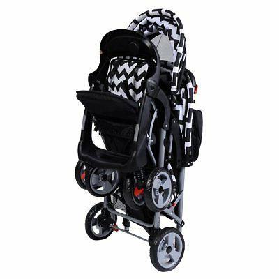 Costzon Double Stroller Baby Seat