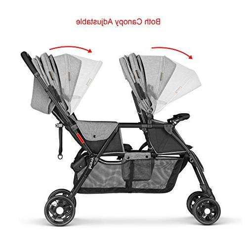 Besrey Double Baby and Toddler-Tandem Connect