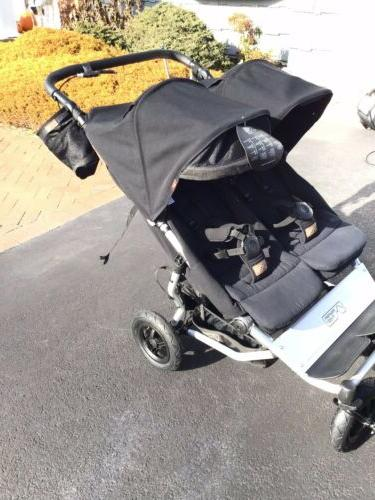 Mountain Black Travel System Stroller
