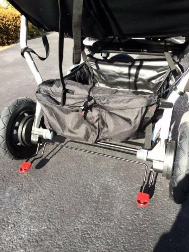 Mountain Travel Double Stroller