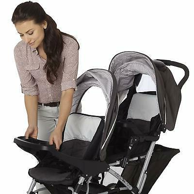 Graco DuoGlider Double Stroller | Lightweight