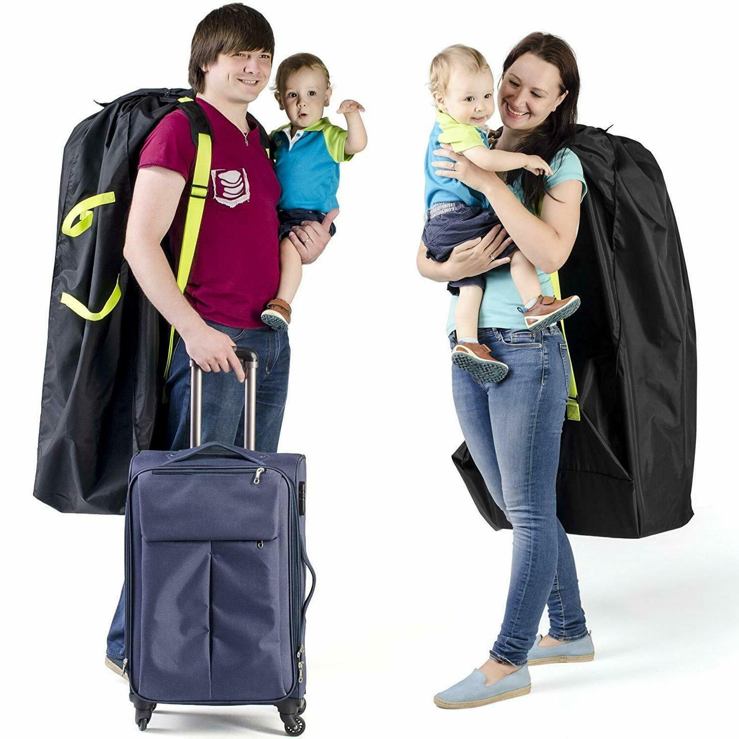 Durable Bag for Airplane - Double/Dual