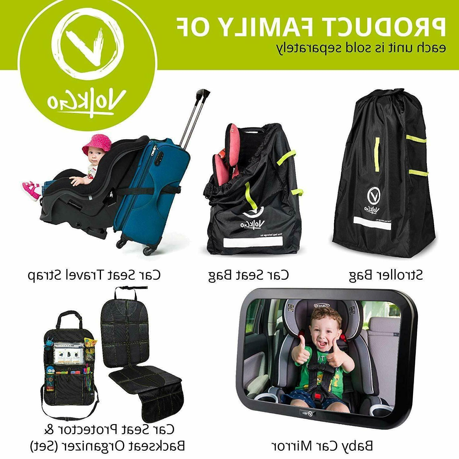Durable for Airplane Double/Dual Stroller