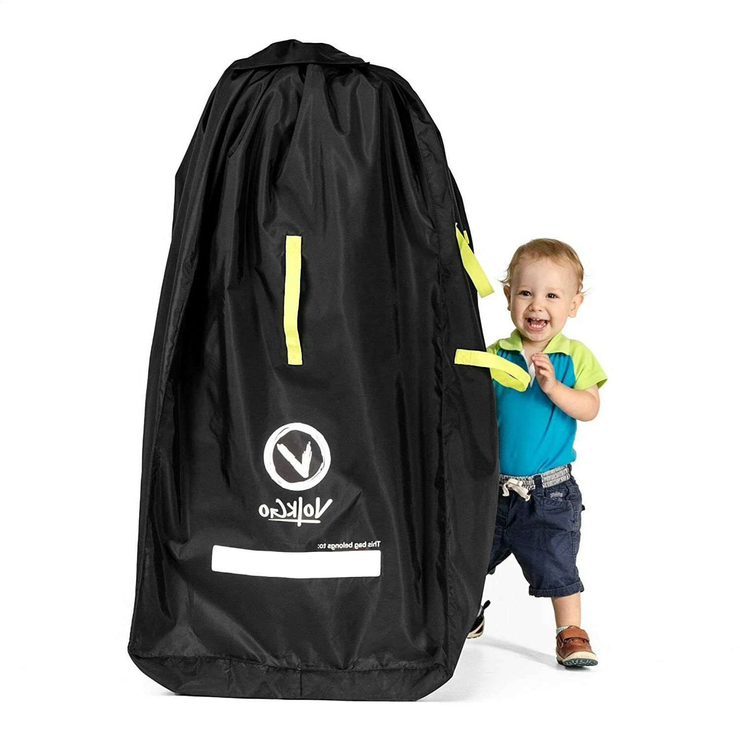 durable stroller bag for airplane standard or