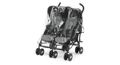 CHICCO Twin Double Stroller Duo Brothers