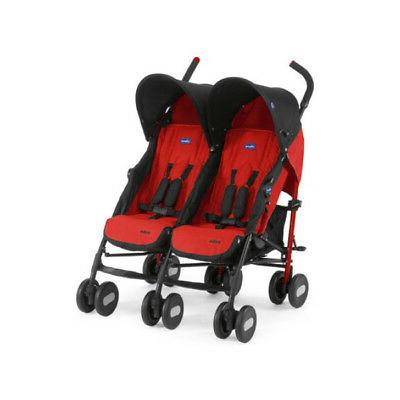 echo twin double stroller duo for two