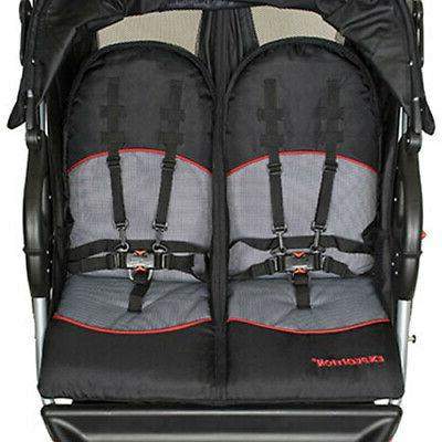 Baby Trend Expedition Swivel Travel Stroller,