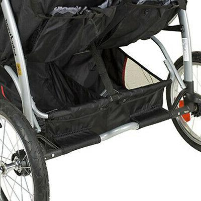 Baby Trend Travel Double Baby Stroller,