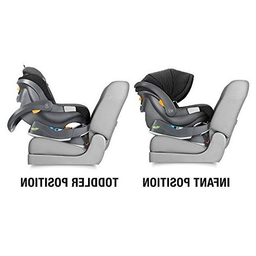 Chicco Toddler Rear Facing Convertible Car Chicco Cortina Together Infant Toddler Stroller,